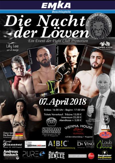 fightclub-wuppertal-die-nacht-der-loewen-2018